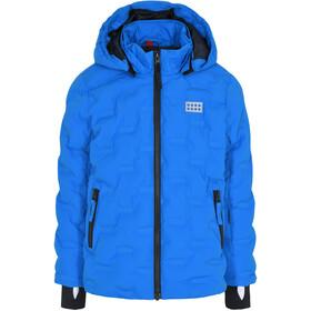 LEGO wear Lwjipe 706 Jacket Girls, blauw